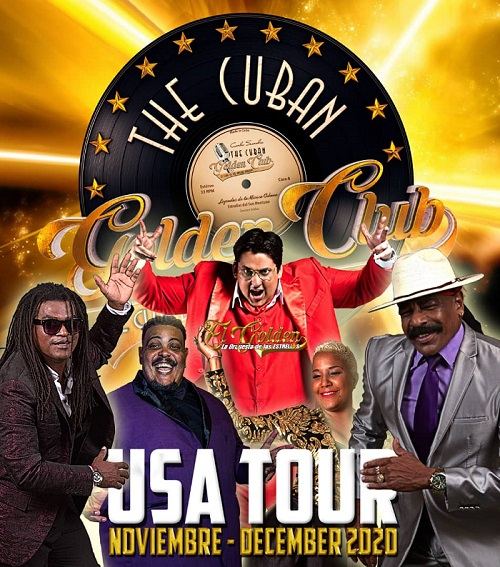 The Cuban's Golden Club
