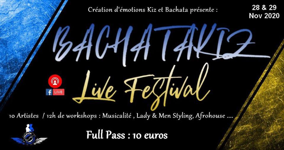 Bachatakiz Festival and other rhythms