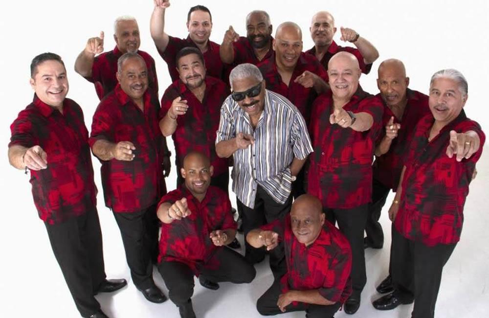 The Gran Combo de Puerto Rico announce concert