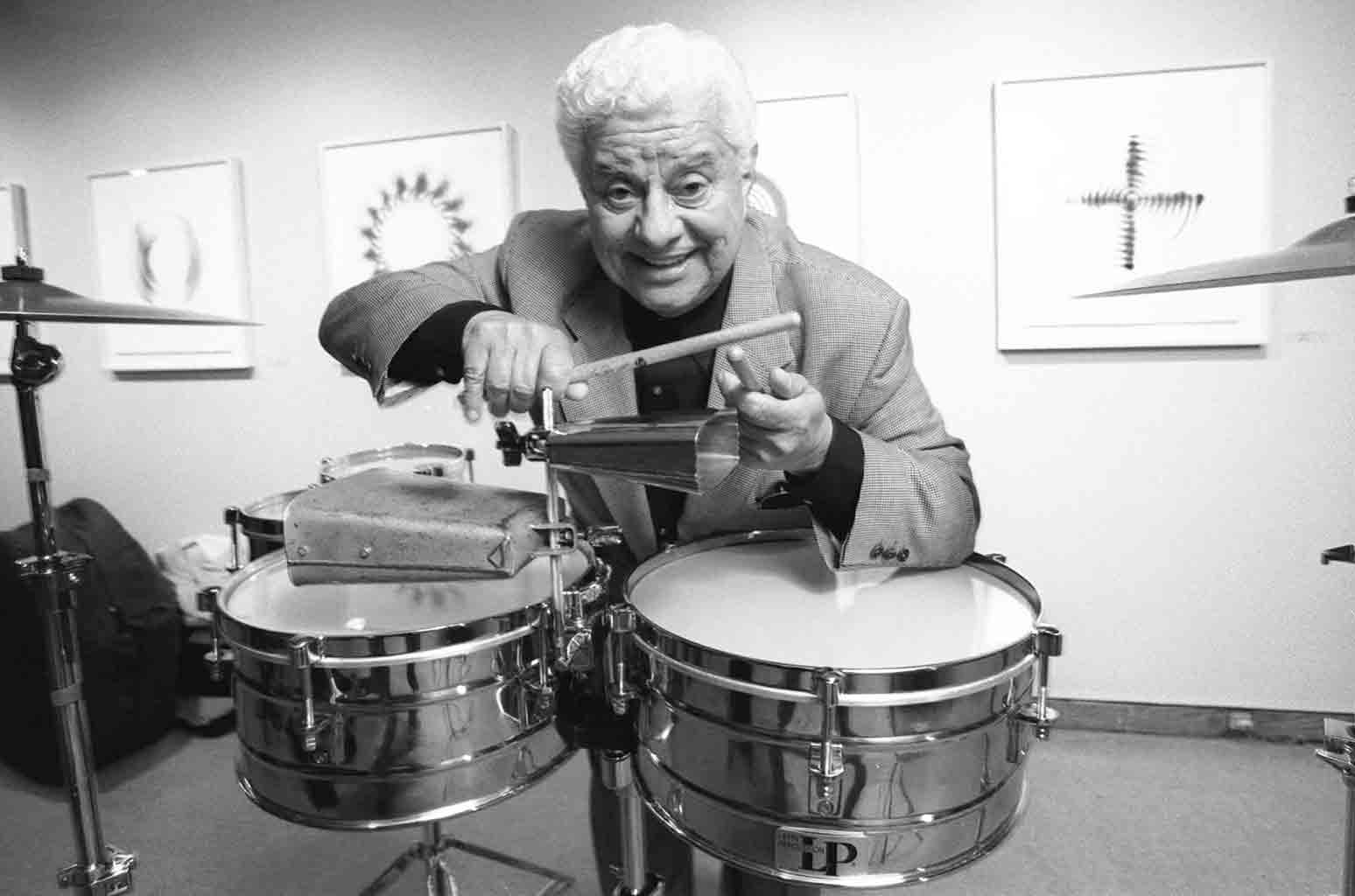 Remember the great percussionist