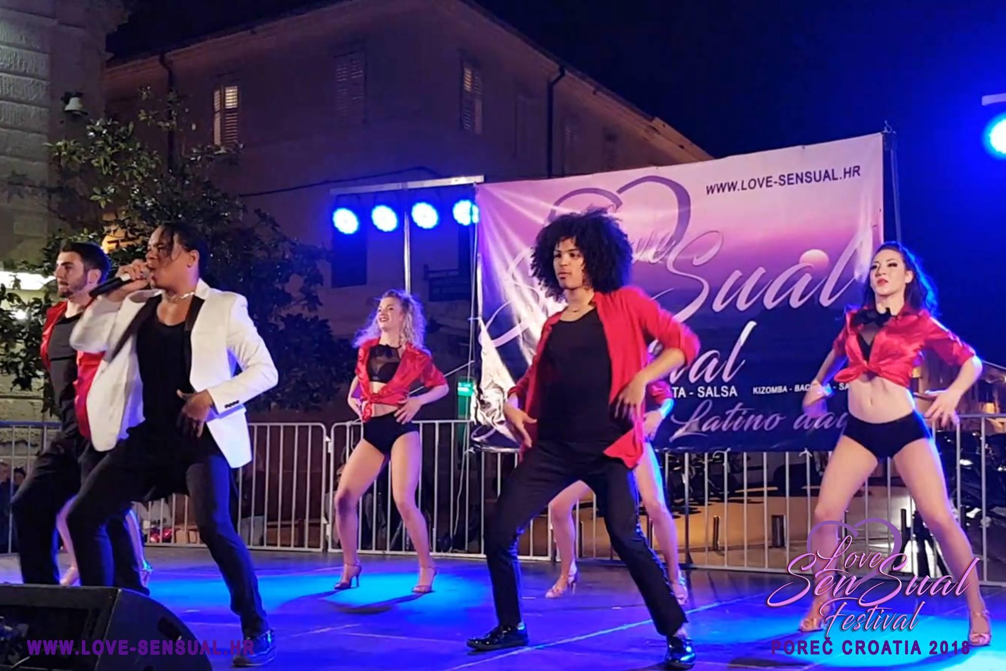 Love Sensual Festival in Croatia