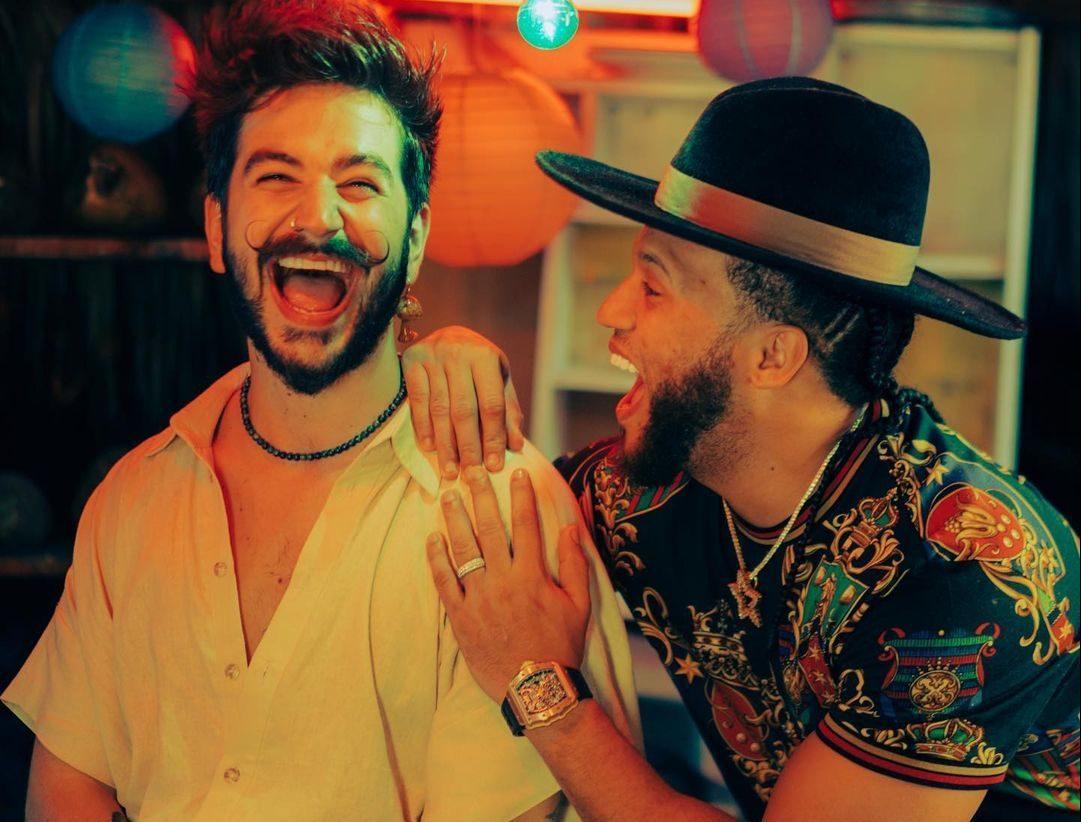 Camilo and El Alfa