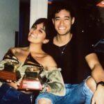 Daniela Darcourt and Tony Succar