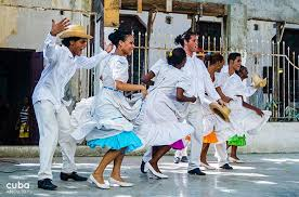 Cuban rumba and the role of the slaves