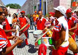 Cuban rumba and the Triangle Trade