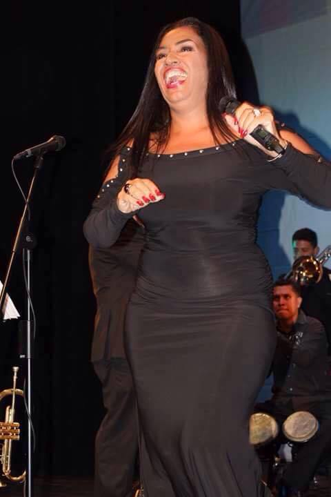 """One of the most emblematic characters of Venezuelan salsa is Janett Guevara García, artistically known as Mariana """"La Sonera de Venezuela"""" Born in Caracas and currently resides in La Guaira"""