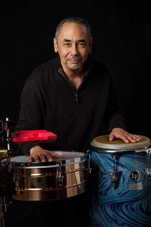 José Madera, Timbal of Machito and his Afro-Cubans, Tito Puente & Fania All-Stars