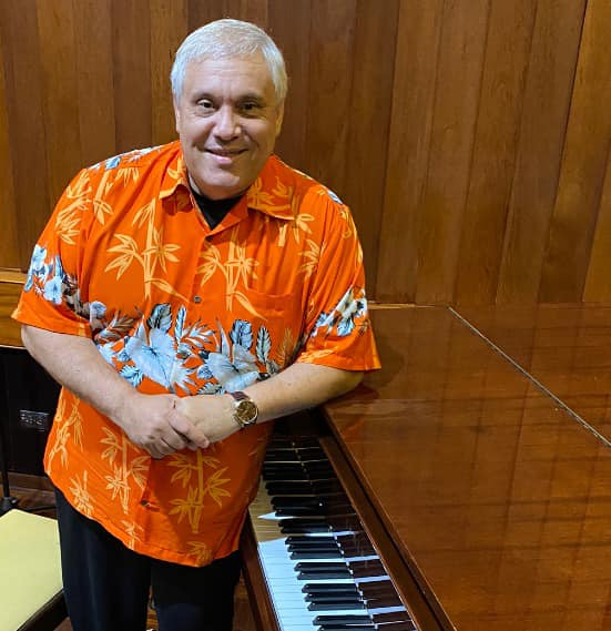 Composer, arranger, producer, pianist, trombonist, vocalist and conductor He participated in the recording of more than 200 productions