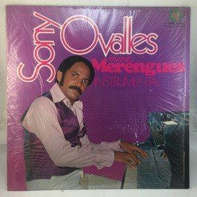 Sony Ovalles álbum