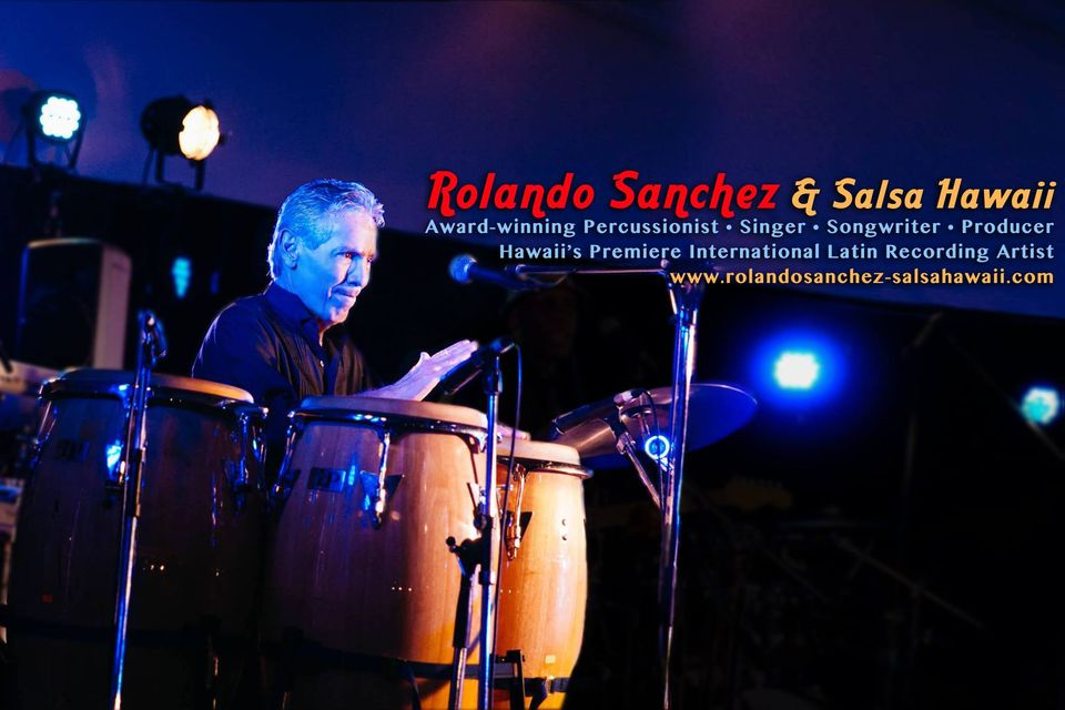 For over 20 years, performing, recording, touring and simply sharing the love and ALOHA of our Latin music around the world.