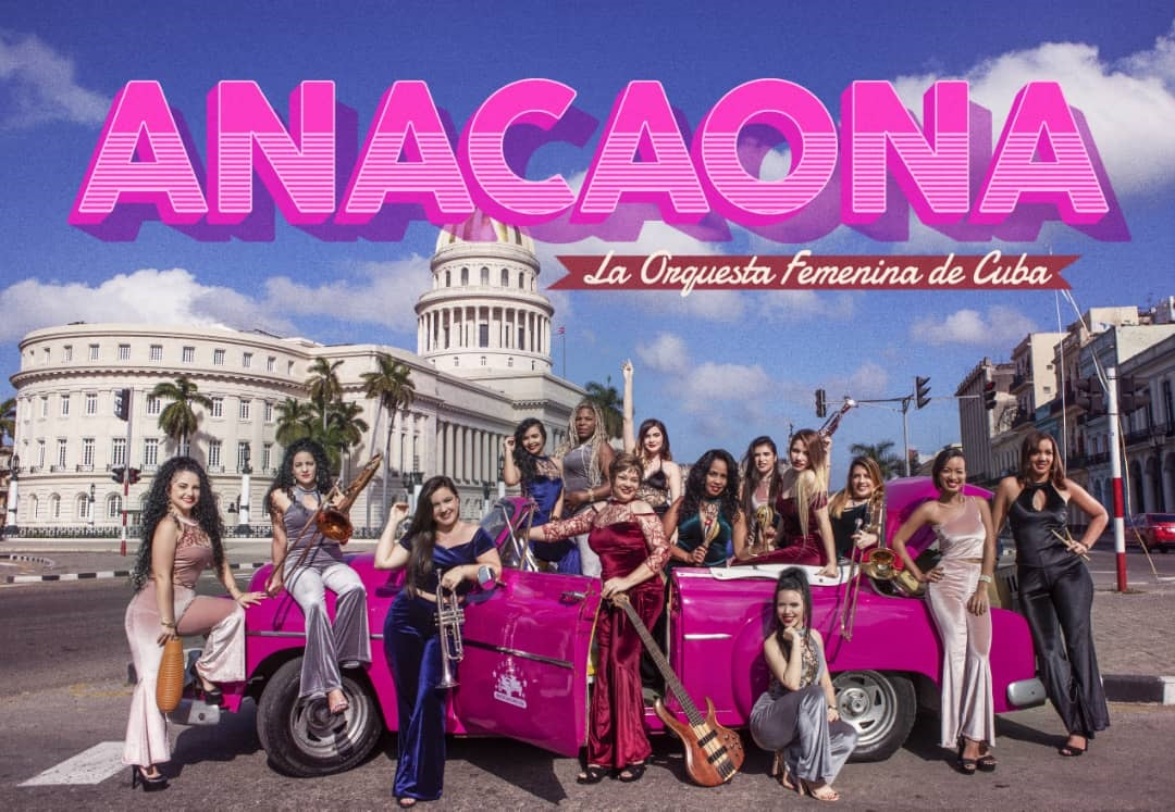 Anacaona The Cuban Female Orchestra It was founded on February 19th, 1932 by Concepción Castro Zaldarriaga and her sisters