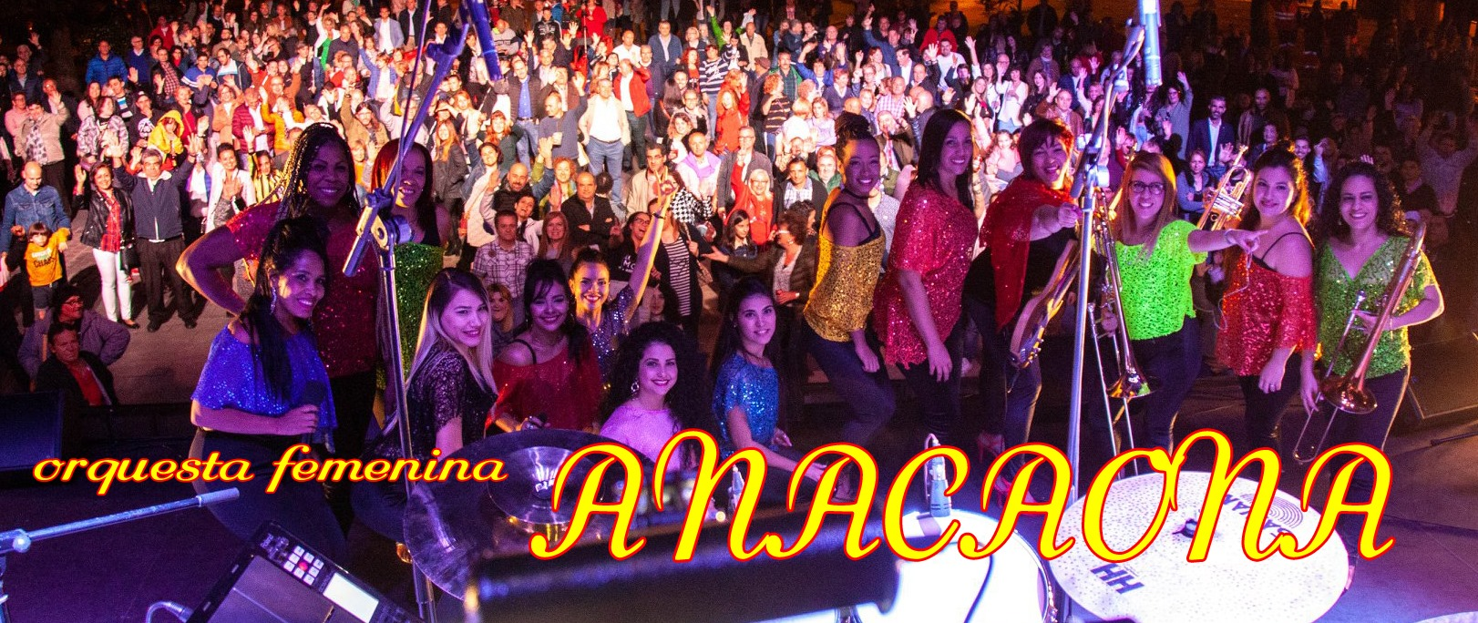 Anacaona The Cuban Female Orchestra