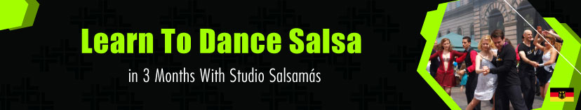 Learn To Dance Salsa in 3 Months With Studio Salsamás