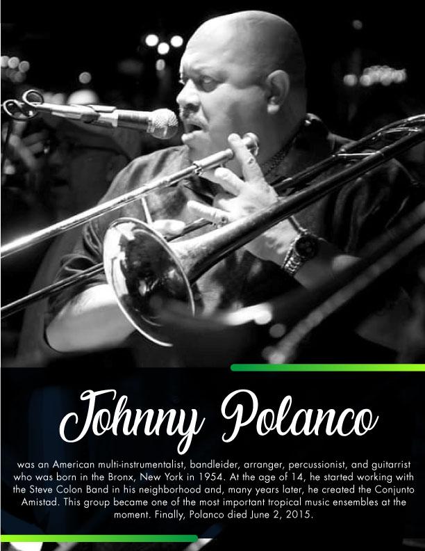 Johnny polanco backcover