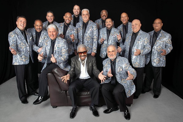 """The Gran Combo of Puerto Rico """"Los Mulatos del Sabor"""" (The Mulatos of Flavor) Celebrating our 59 years of existence"""