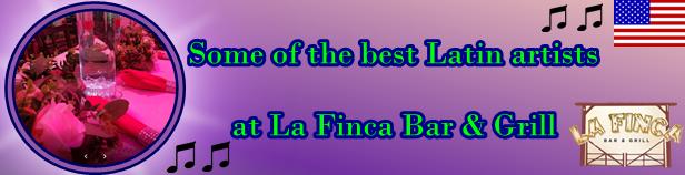 Miniatura con el título de La Finca Bar & Grill