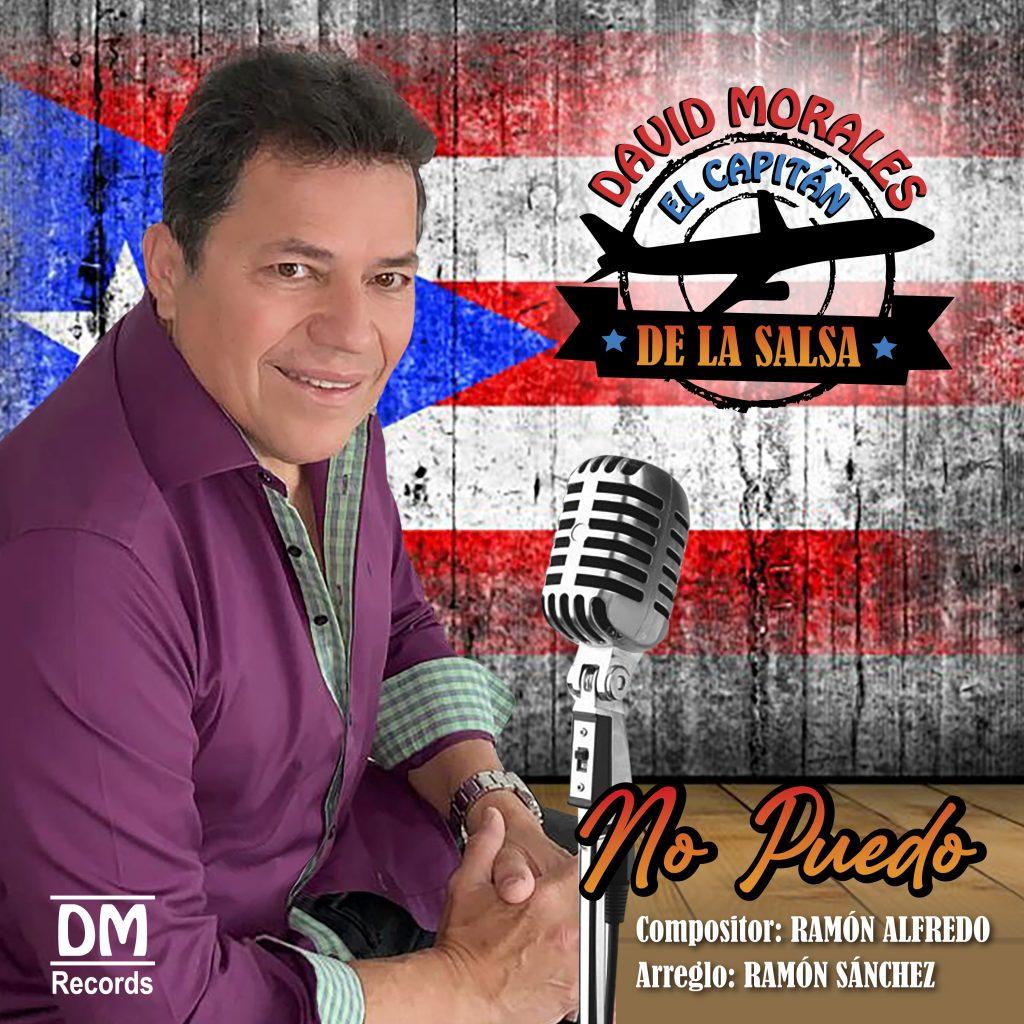"""David Morales """"El The Captain Of Salsa"""" Born in San Juan, Puerto Rico"""