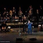 Rubén Blades on stage