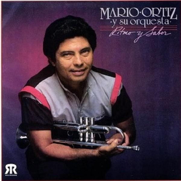 """Mario Ortiz y Su Orquesta """"Ritmo Y Sabor"""" 1985"""