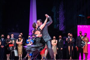 The winners of the Festival Tango BA and Mundial 2021- Photo